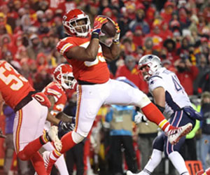 Chiefs have a target on their backs as big betting favorites to win AFC West | News Article by handicapper911.com