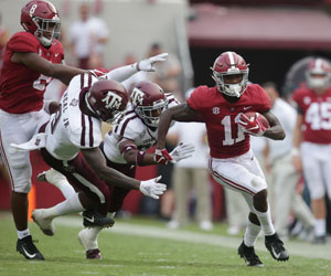 College football odds and best bets for Alabama vs. Texas A&M SEC showdown | News Article by handicapper911.com