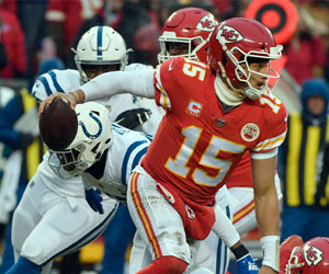 Chiefs giving Colts plenty of points in primetime for Sunday Night Football betting   News Article by handicapper911.com
